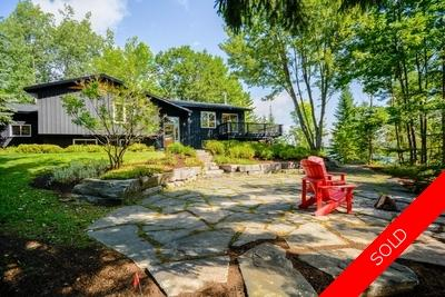 Lake of Bays  Cottage for sale:  4 bedroom 2,000 sq.ft. (Listed 2017-03-30)