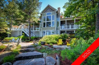 Muskoka  Cottage for sale:  5 bedroom 8,139 sq.ft. (Listed 2018-06-23)