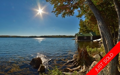 Muskoka Lake of Bays House for sale: 5 bedroom