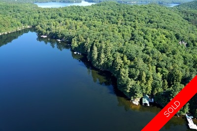 Dwight Vacant Land For Sale in Muskoka Area