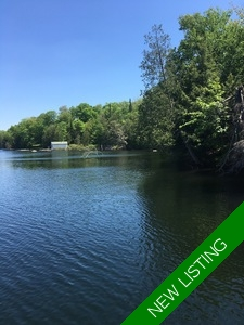 Magnetawan  Water front lot for sale:    (Listed 2017-03-23)