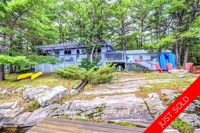 SOLD: Cottage on Loon Lake Drive in Muskoka