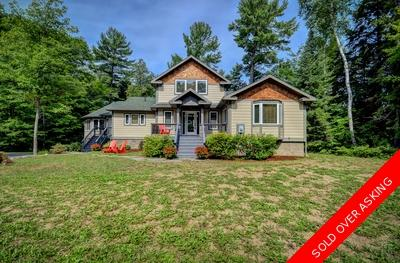 Lake of Bays  Cottage for sale:  5 bedroom 4,850 sq.ft. (Listed 2019-05-04)