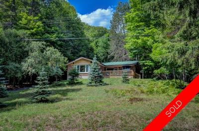Lake of Bays  House for sale:  3 bedroom 1,471 sq.ft. (Listed 2018-08-21)