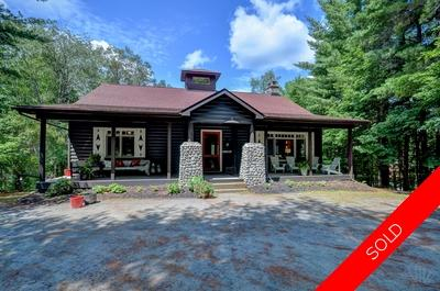 Fairy lake  Chalet/Log home/Cotatge for sale:  4+1 4,000 sq.ft. (Listed 2019-07-28)