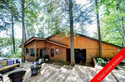 Algonquin Highlands  Cottage for sale:  3+1 1,320 sq.ft. (Listed 2019-09-04)