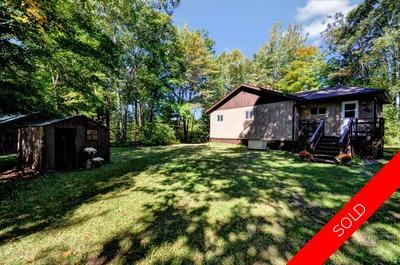 Muskoka  Cottage for sale:  3 bedroom  (Listed 2016-09-26)